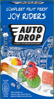 Autodrop | Joyriders | 6 x 280 gram