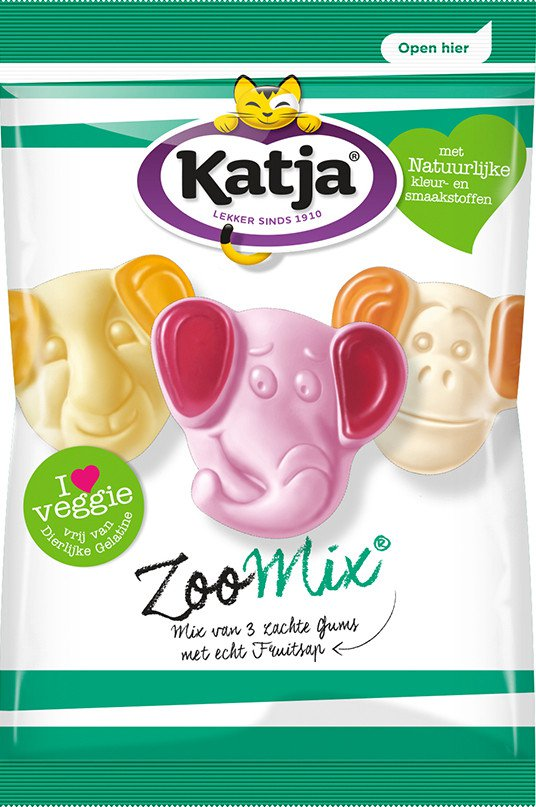 Katja | Zoomix | Doos 12 x 300 gram