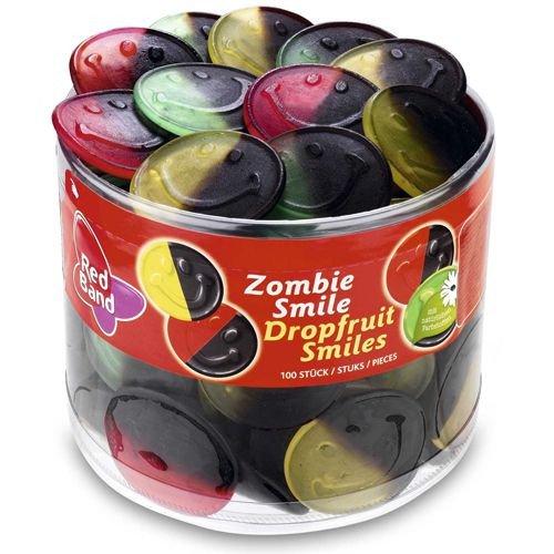 Red Band | Dropfruit Smiles | 100 stuks