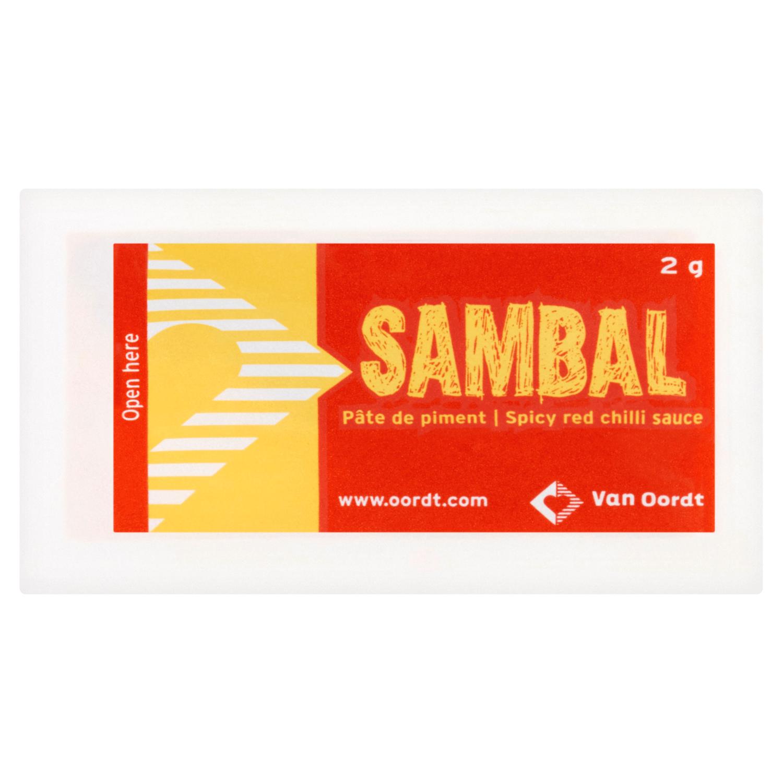 Van Oordt | Sambal | 1000 x 2g