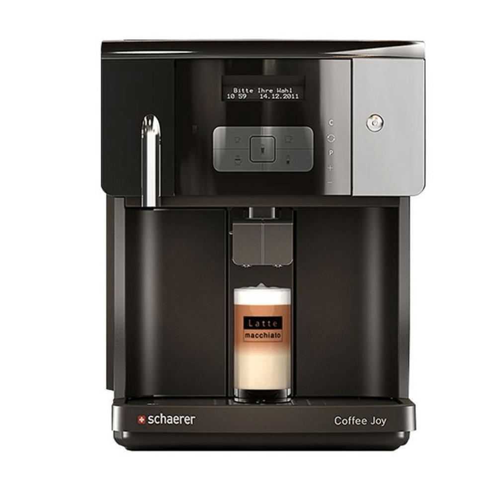 DE Schaerer Coffee Joy Wateraansluiting Koelkast