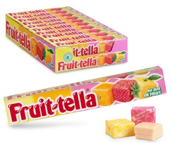 Fruittella   Summerfruits   20 stuks