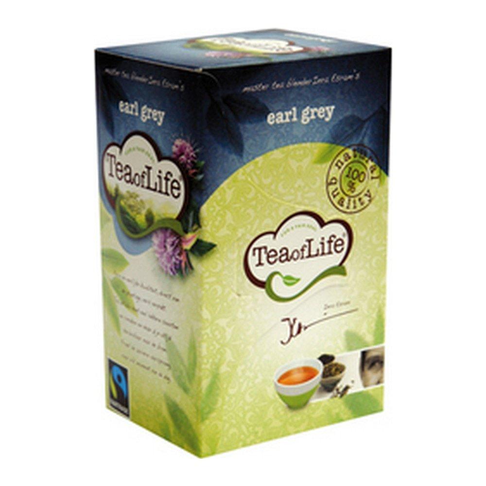 Tea of Life Earl Grey 80 zakjes