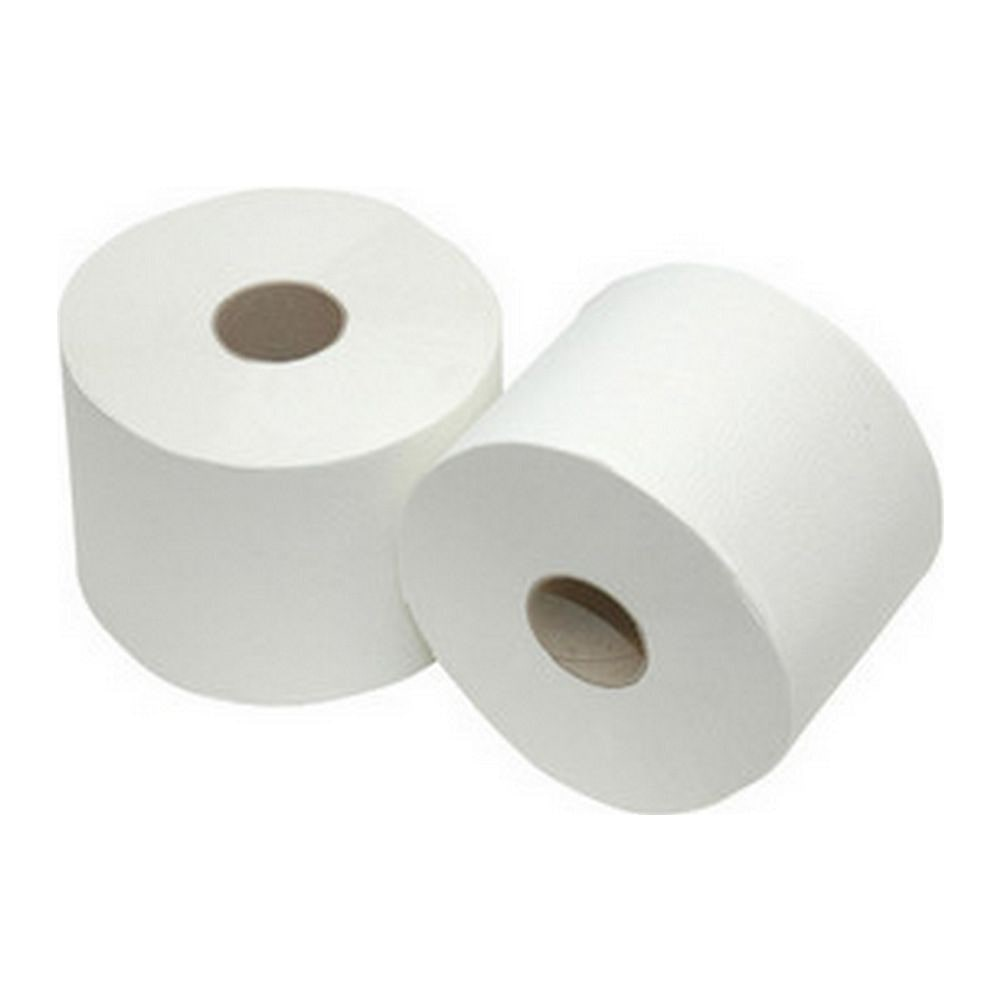 Euro Products | Toiletpapier | Reycled 2- laags tissue | 40 rollen x 400 vel