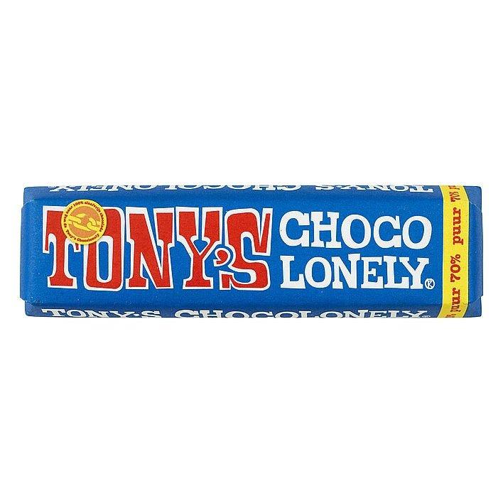 Tony's Chocolonely | Pure chocolade | 35 stuks