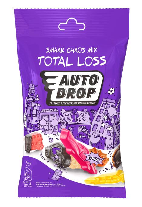 Autodrop   Total loss   16 x 85 gram