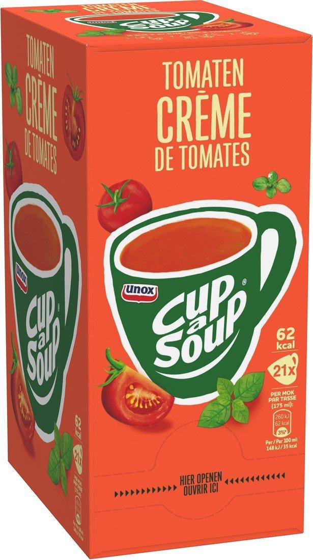 Cup-a-Soup   Tomaten Crème   21 x 175 ml