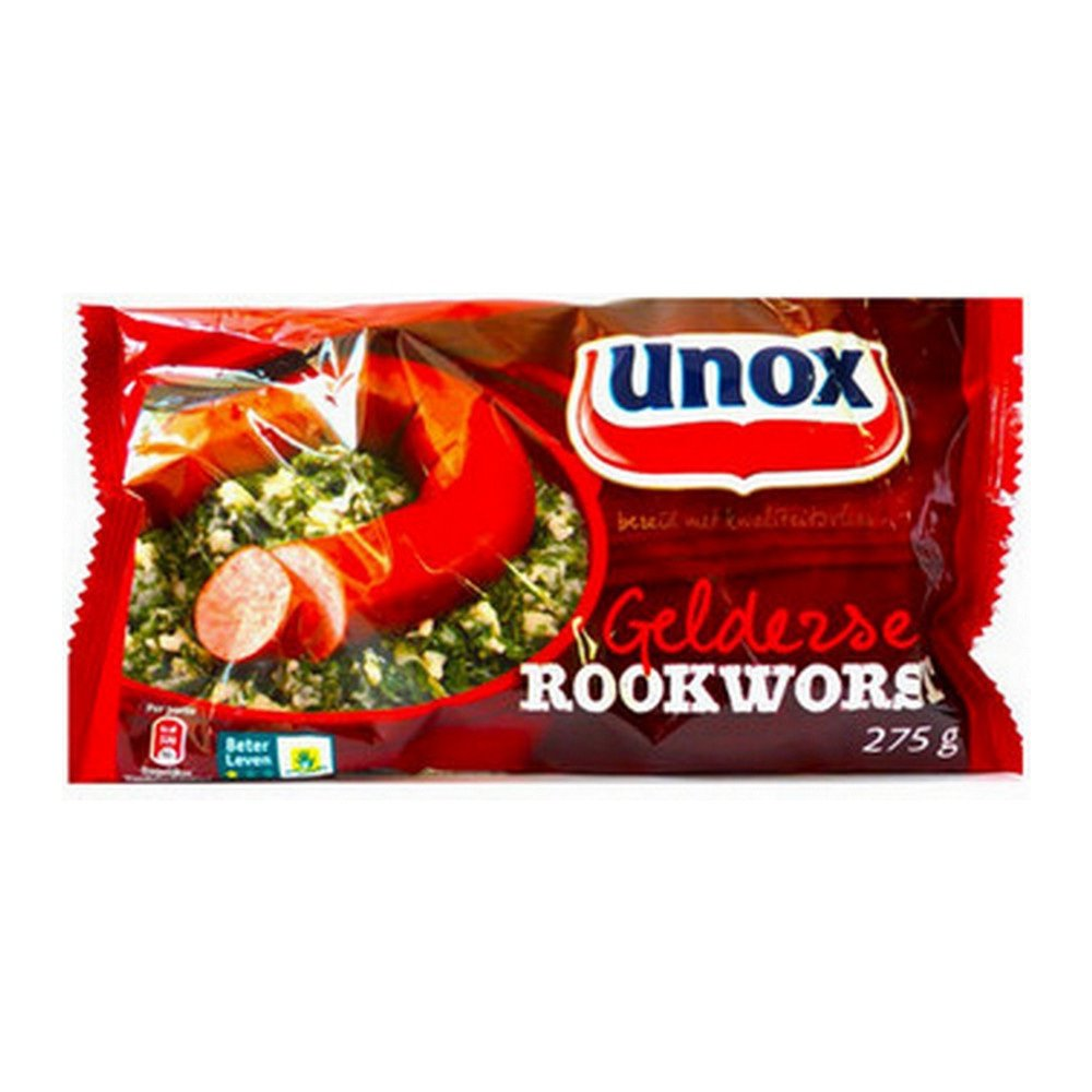 Unox | Rookworst | 12 x 275 gram