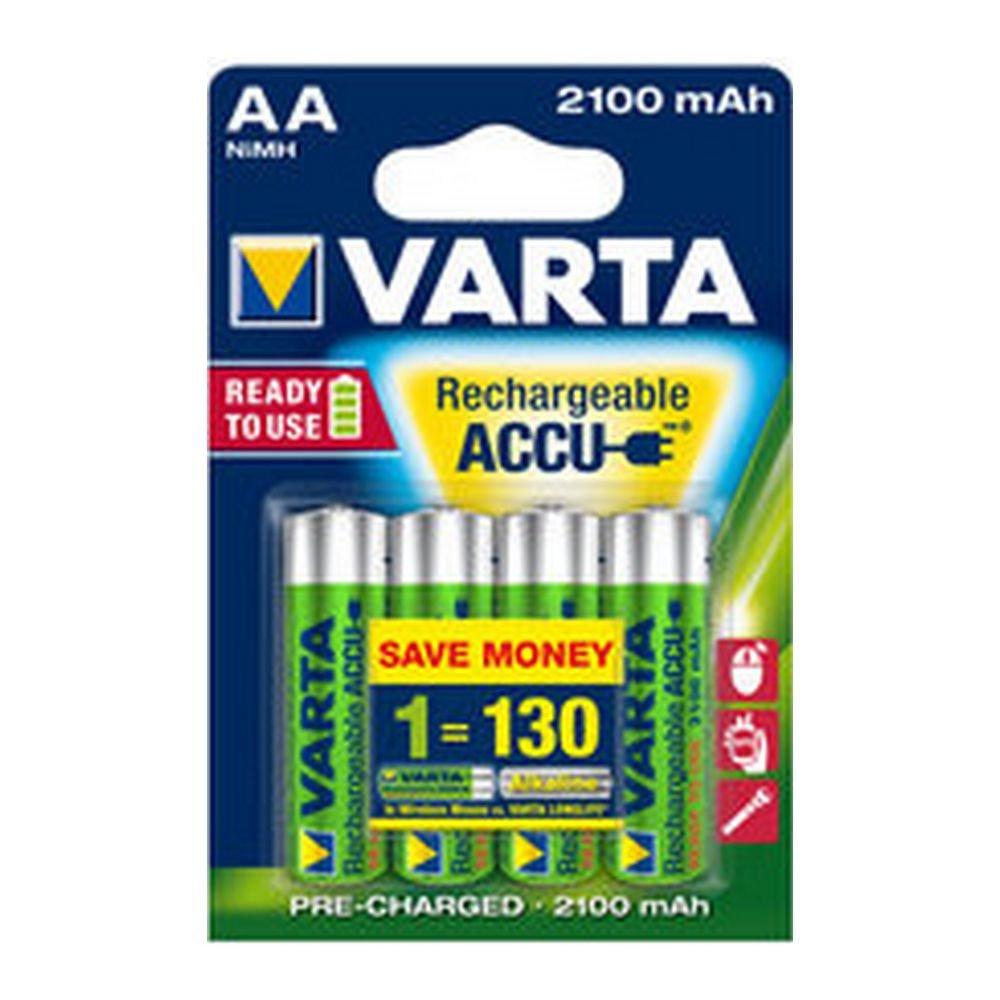 Varta | Batterij | HR6 oplaadbaar | 4 stuks