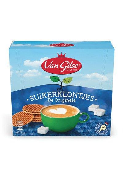 Van Gilse | Suikerklontjes | Doos 8 x 1 kg