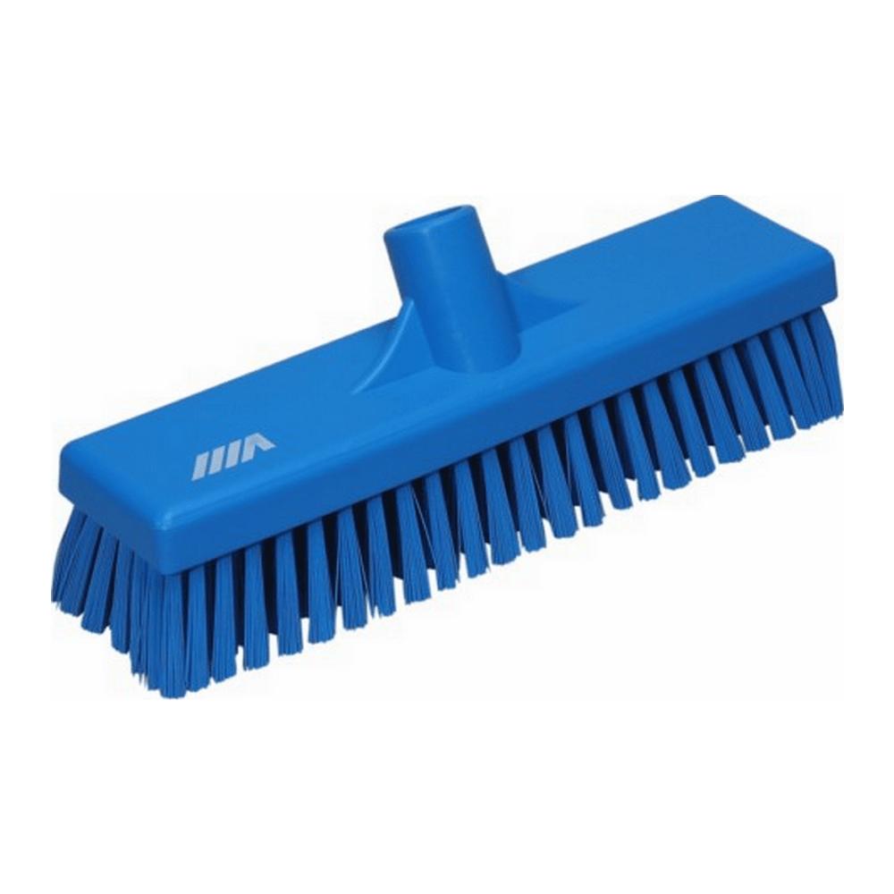 Vikan | Vloerschrobber | Hard | Blauw | 30 cm