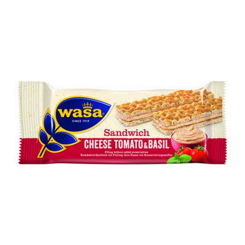 Wasa sandwich Cream Cheese & Chives 24 stuks