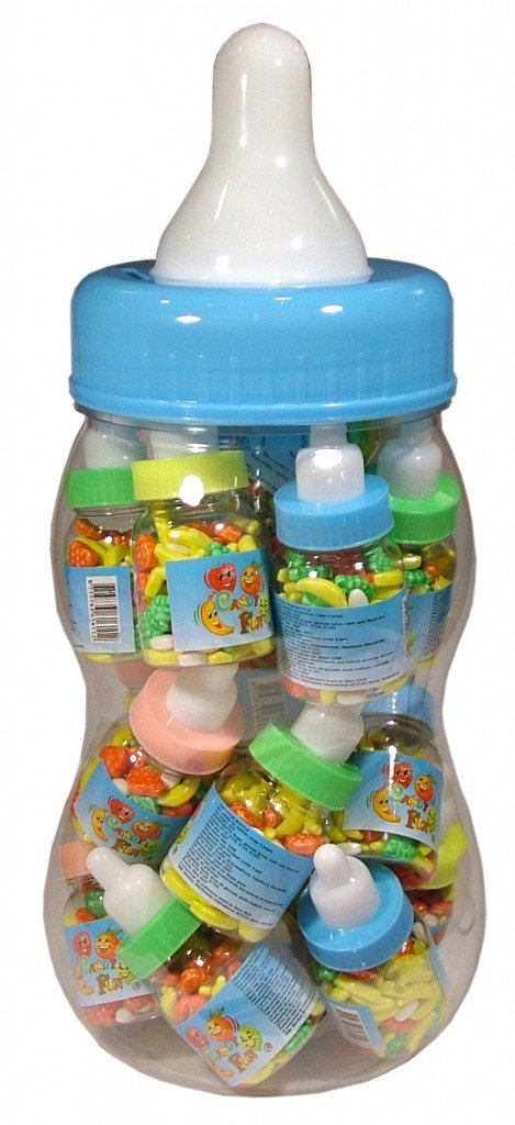 Funny Candy | Papfles bottles | 20 stuks