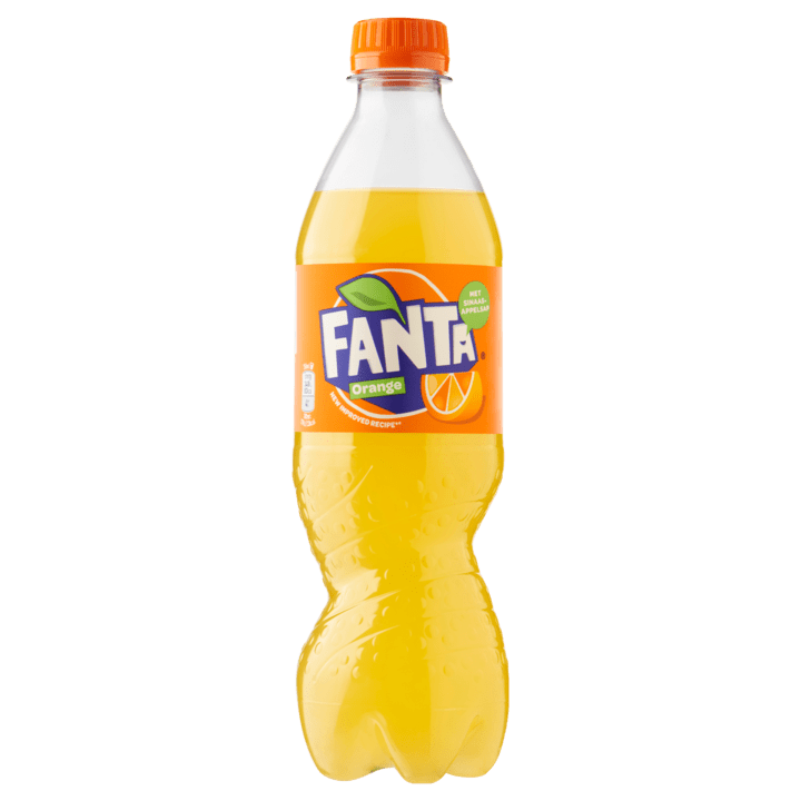 Fanta Orange | Petfles 12 x 0,5 liter