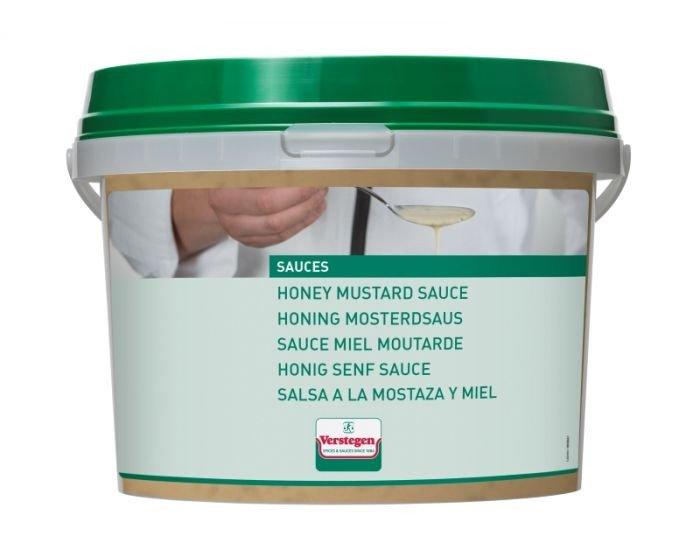Verstegen | Honing-mosterdsaus | Emmer 2,7 liter