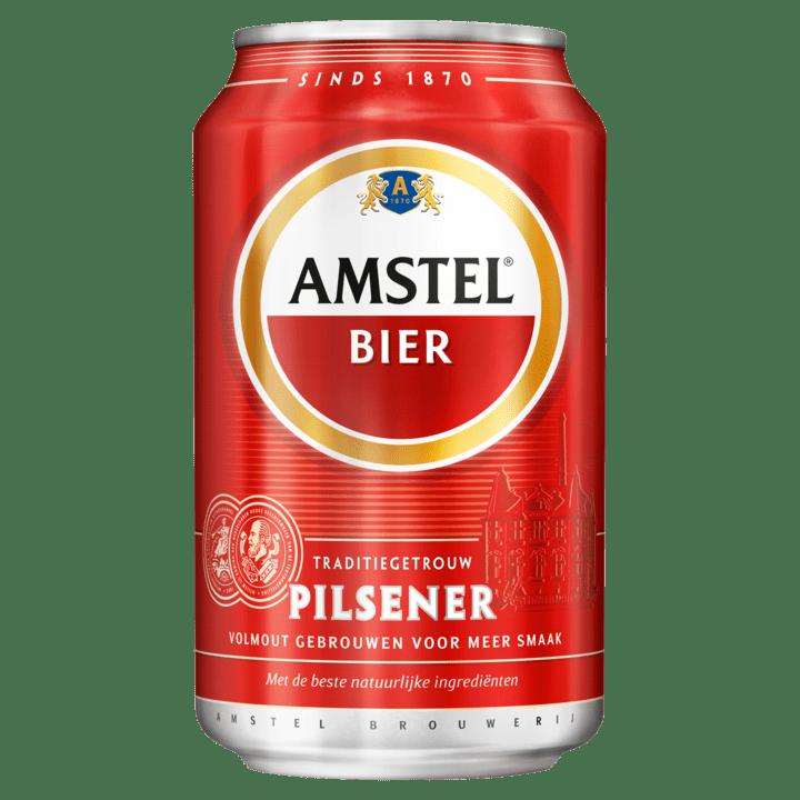 Amstel | Pils | Blik 24 x 33 cl