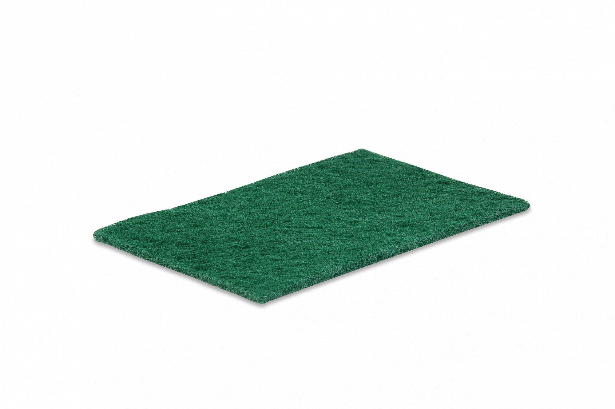 Wecoline | Schuurlapje | Groen | 150 x 230 mm | 10 stuks