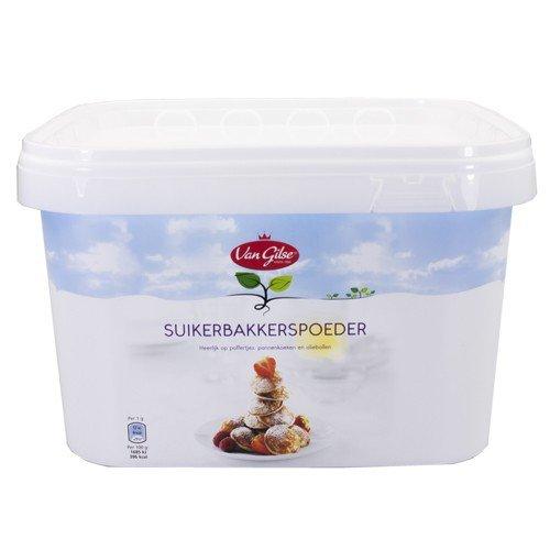 Van Gilse | Suikerbakkerspoeder | Emmer 5 kg