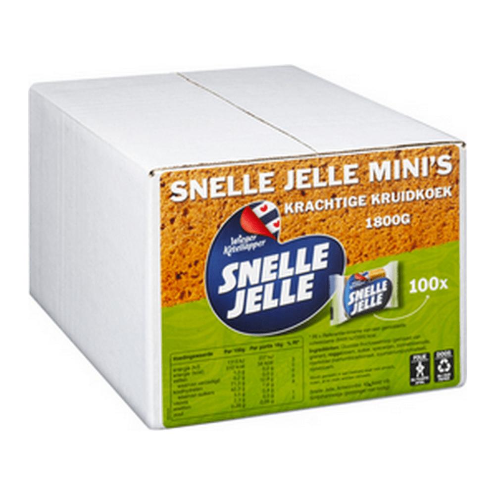Snelle Jelle | Mini | 100 stuks
