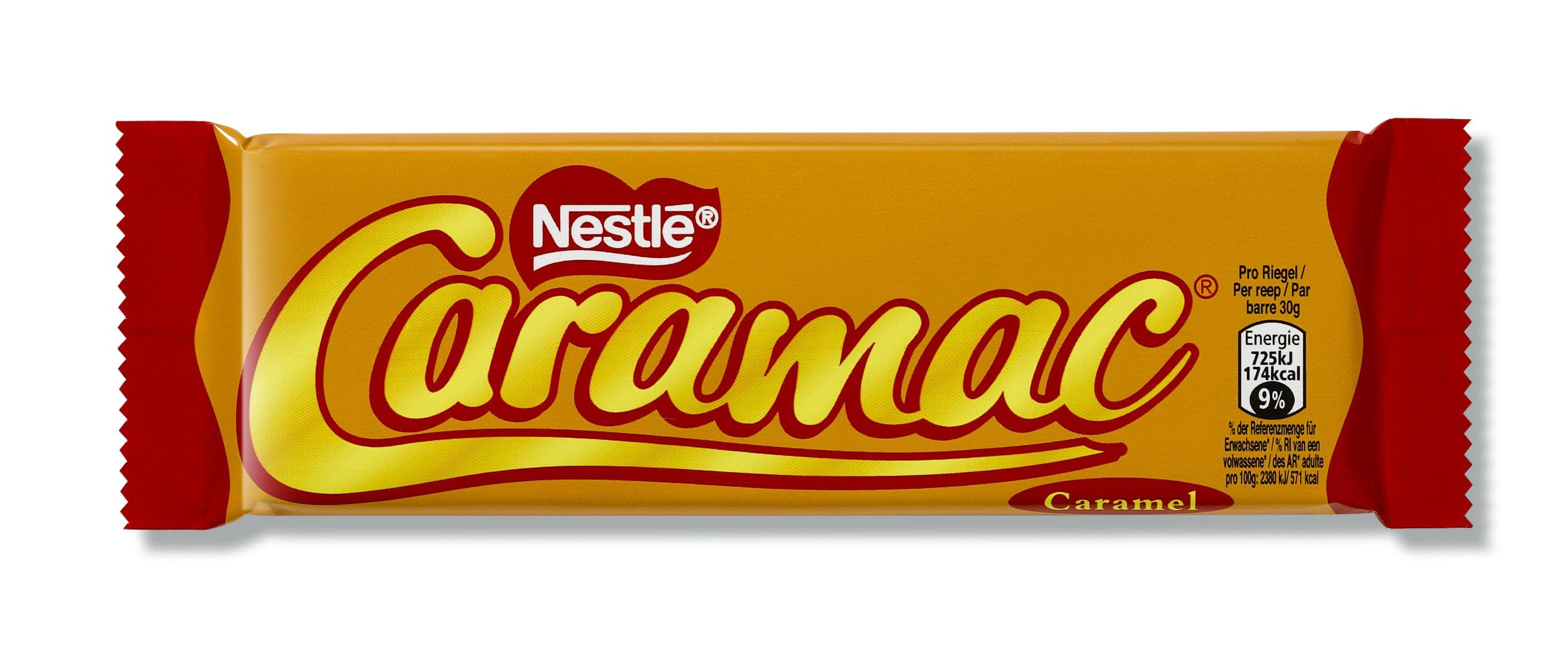 Nestlé | Caramac | Single | 36 stuks