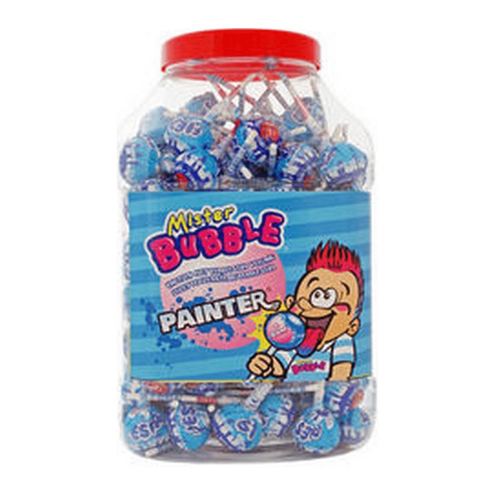 Mister Bubble | Painter | 100 lollies