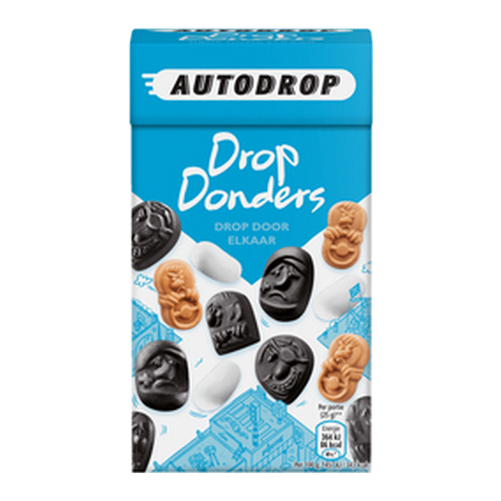 Autodrop Dropdonders 280 gr 6 stuks