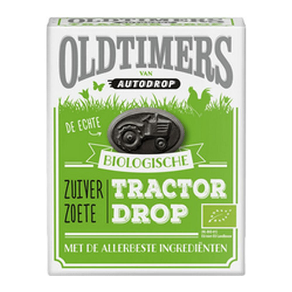 Oldtimers Bio Zoet Tractordrop 180 gr 6 doosjes