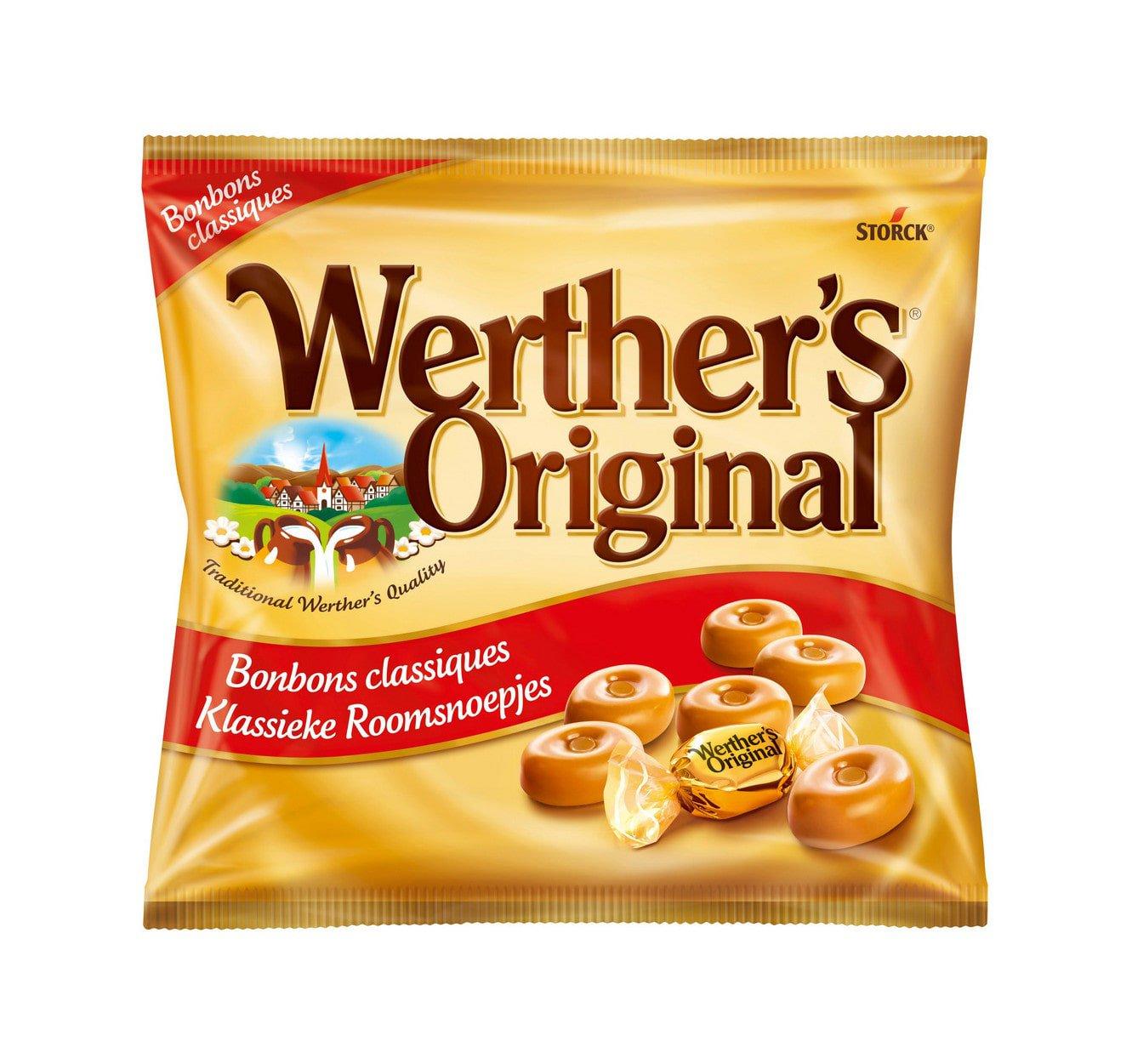 Werther's Original   Zak 12 x 175 gram