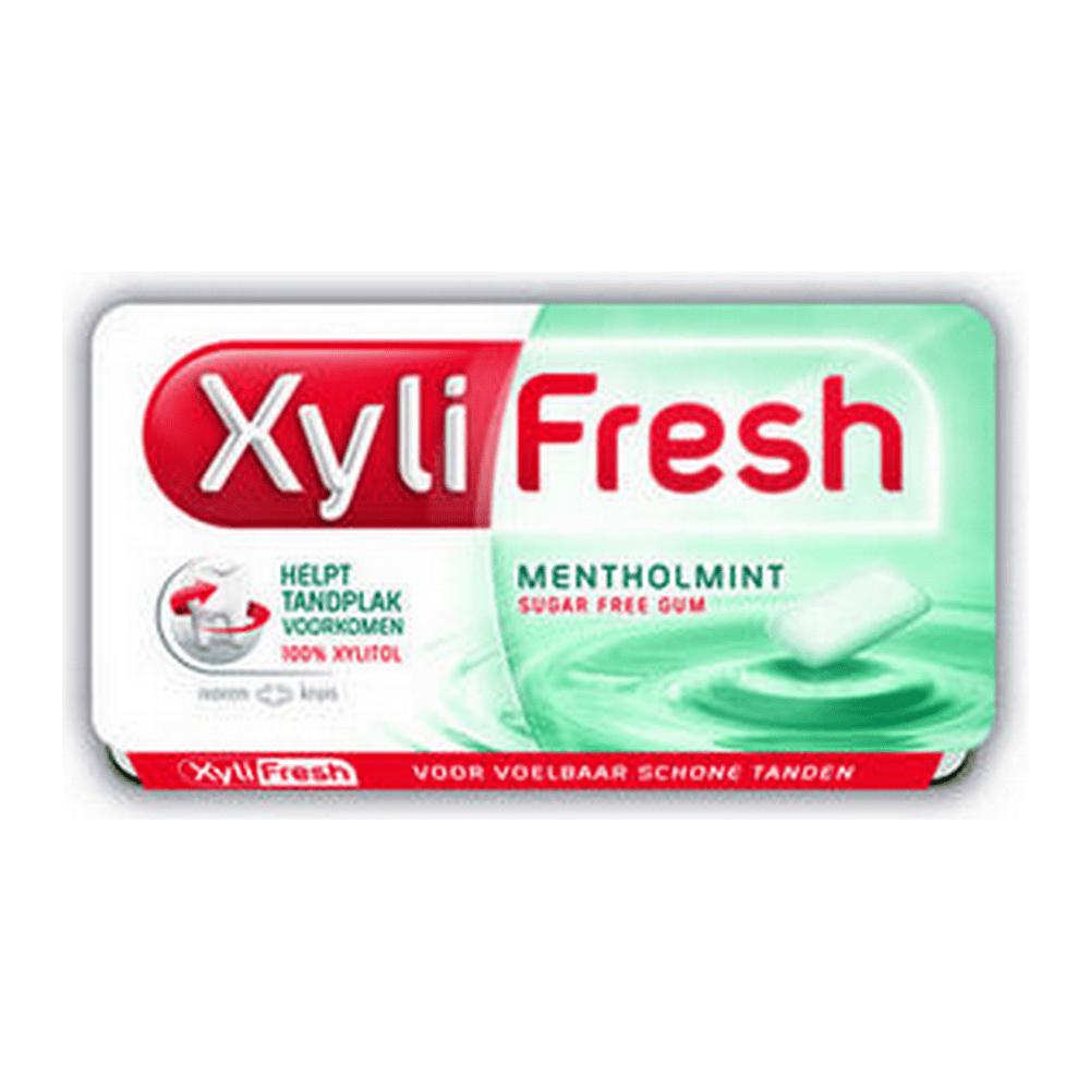 Xylifresh Menthol Mint 24 pakjes