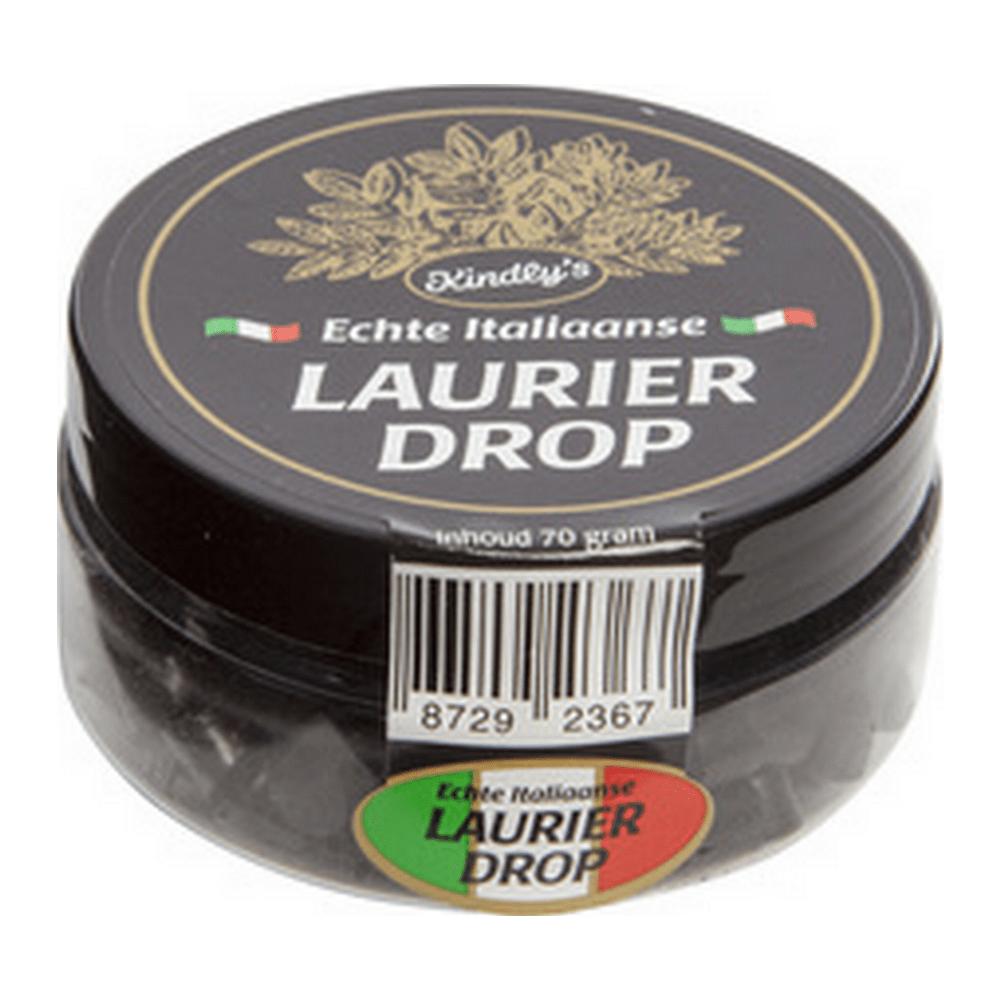 Kindly's | Laurierdrop | 16 x 70 gram