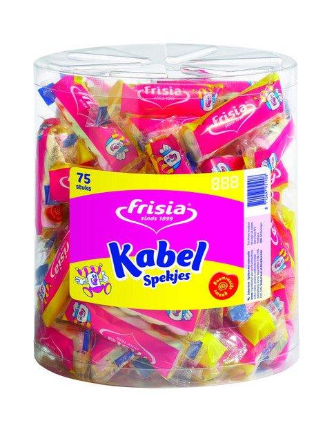 frisia-kabelspek-klein-75-stuks