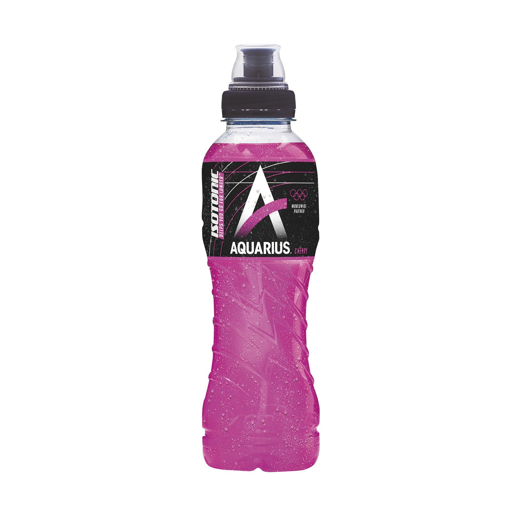 Aquarius | Isotonic Cherry | Petfles 12 x 0,5 liter