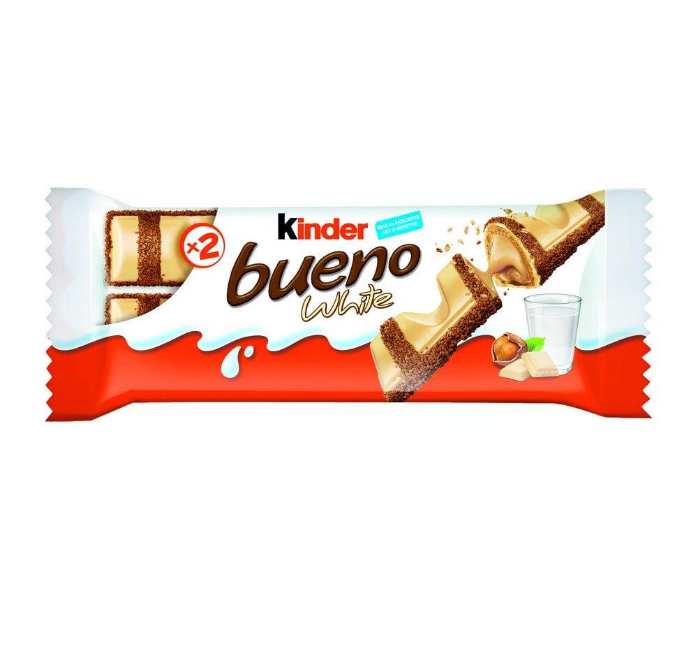 Kinder Bueno | White | 30 stuks