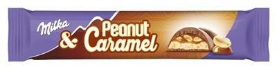 Milka | Peanut & Caramel | 36 repen