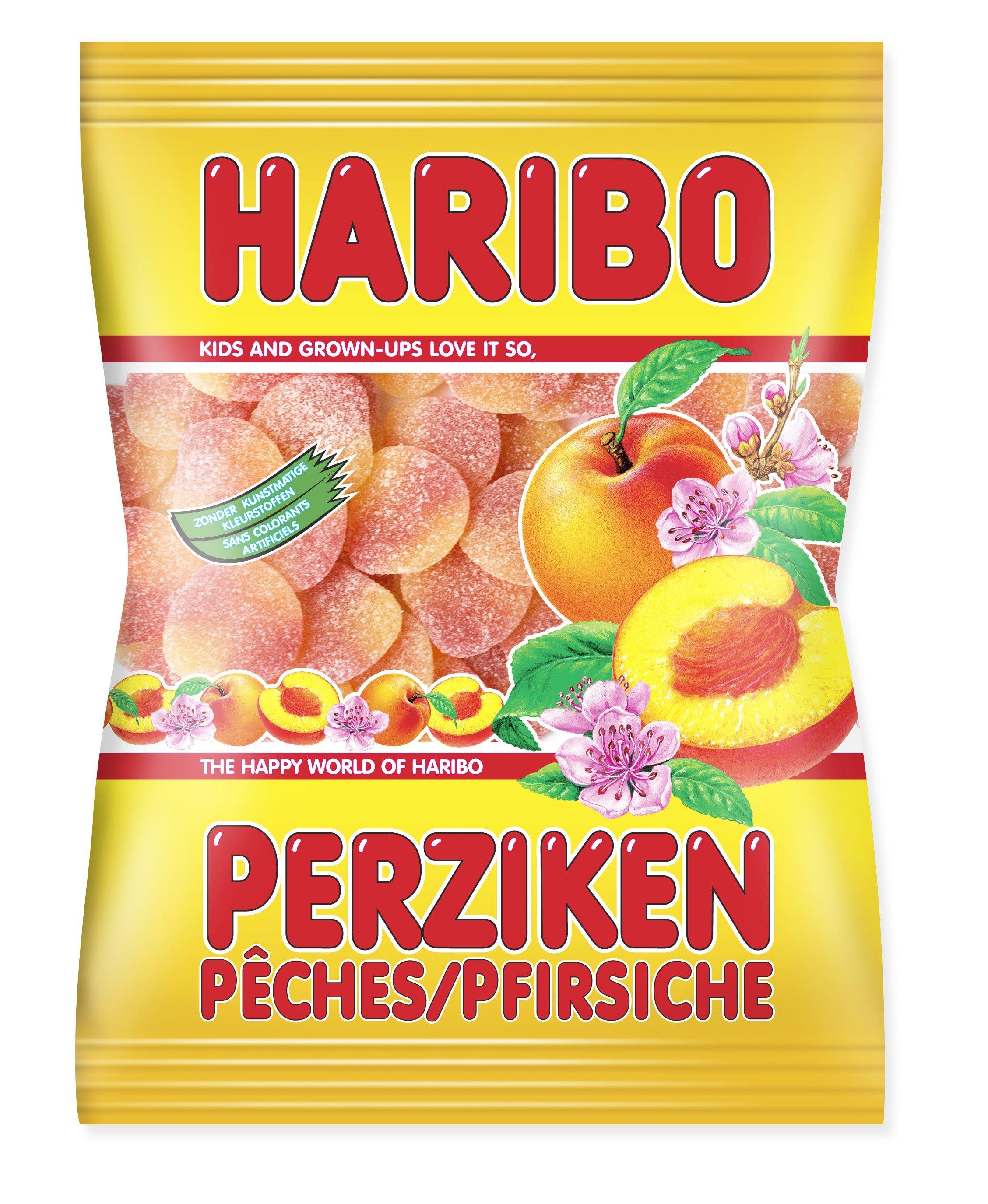 Haribo | Perziken | 20 x 185 gram