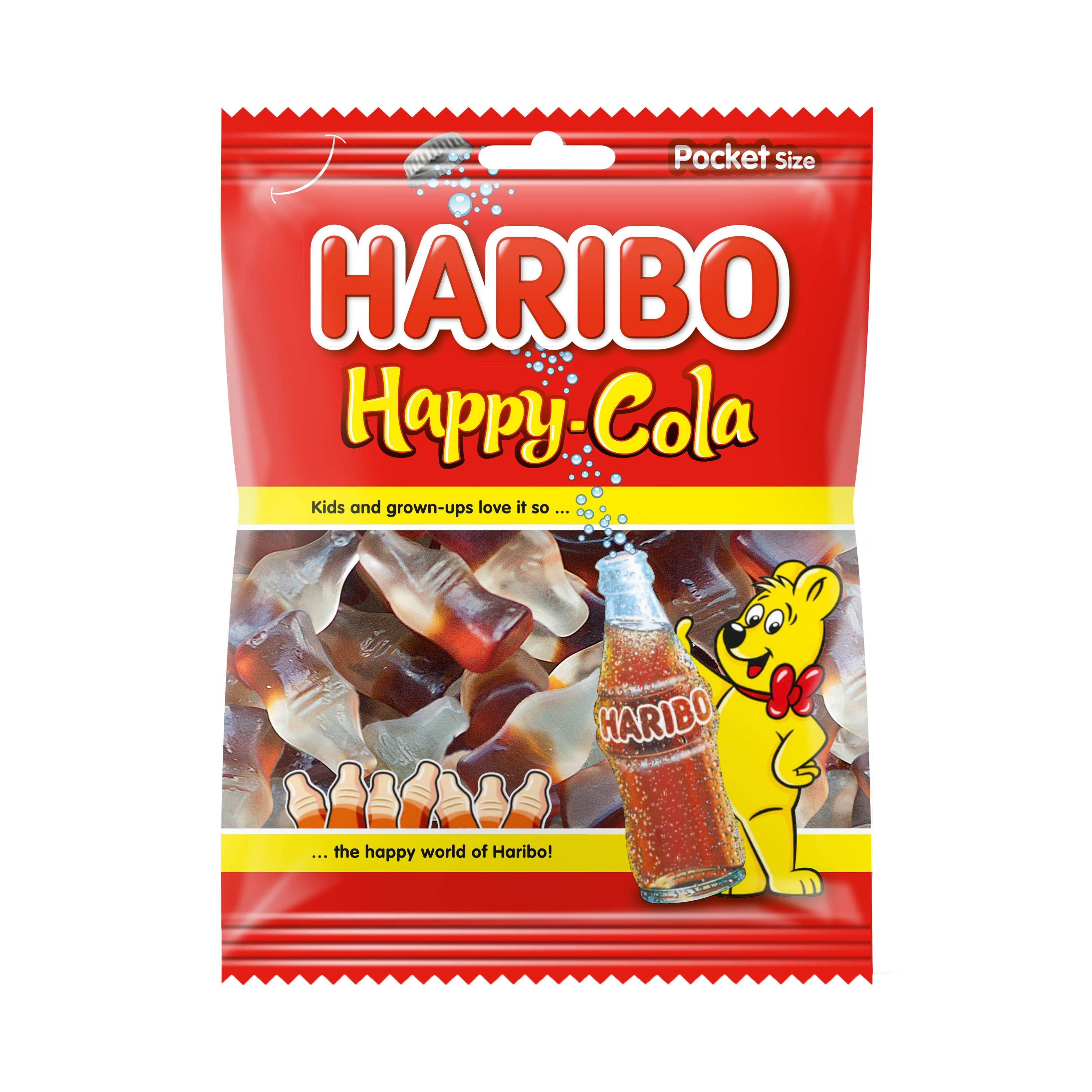 Haribo | Happy Cola | 28 x 75 gram