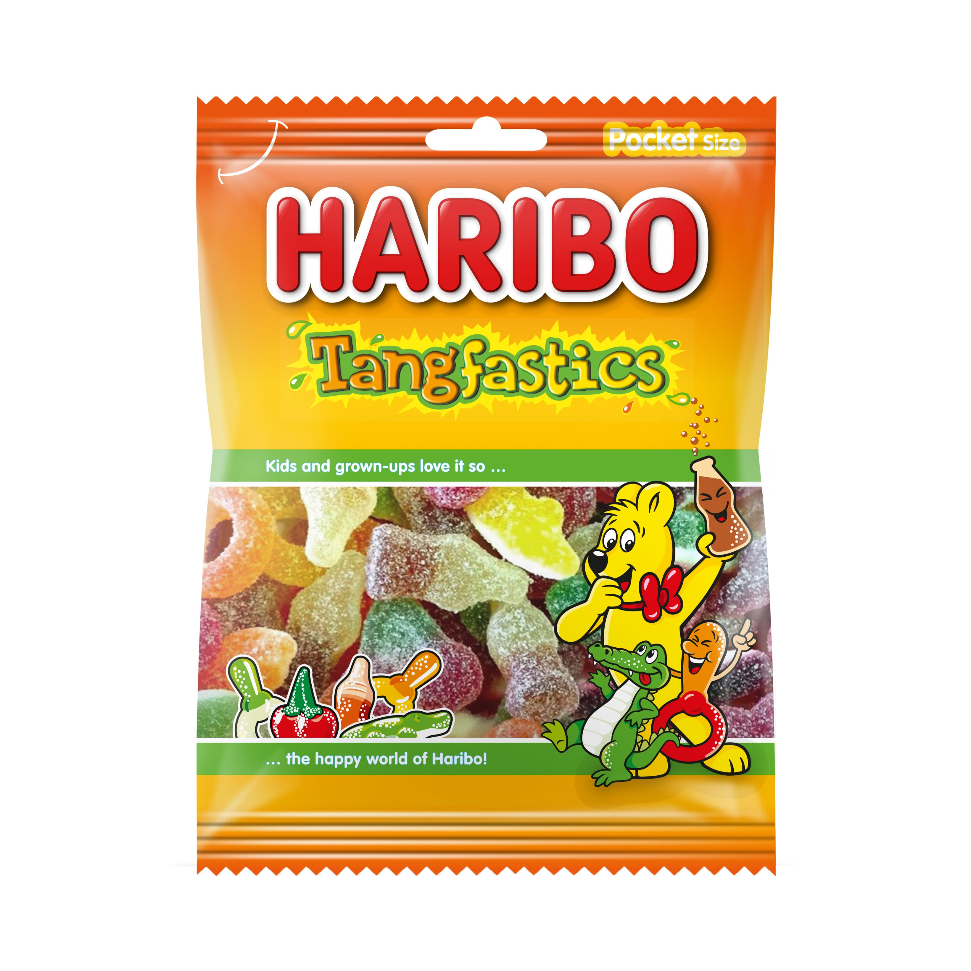 Haribo | Tangfastics | 28 x 75 gram