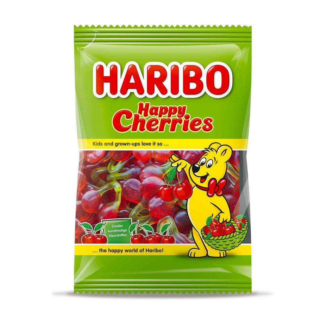 Haribo | Happy Cherries | 12 x 250 gram