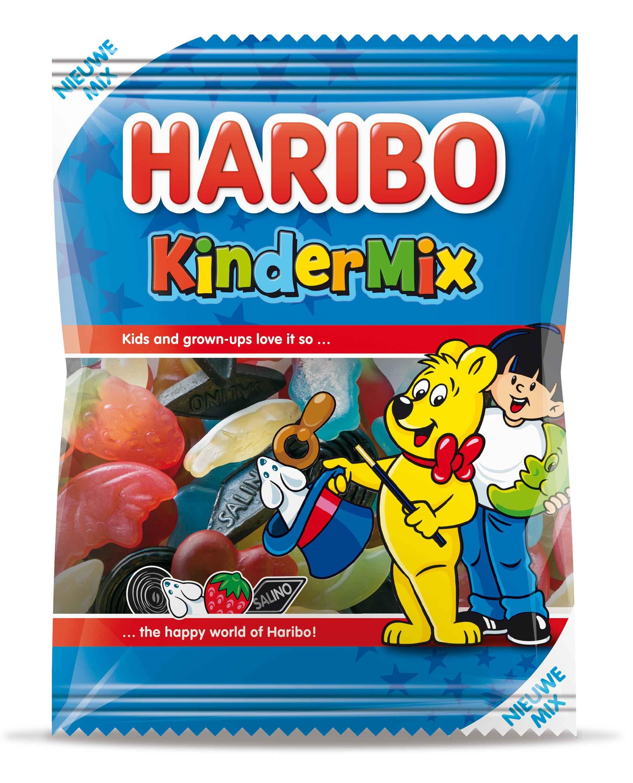 Haribo | Kindermix | 12 x 250 gram