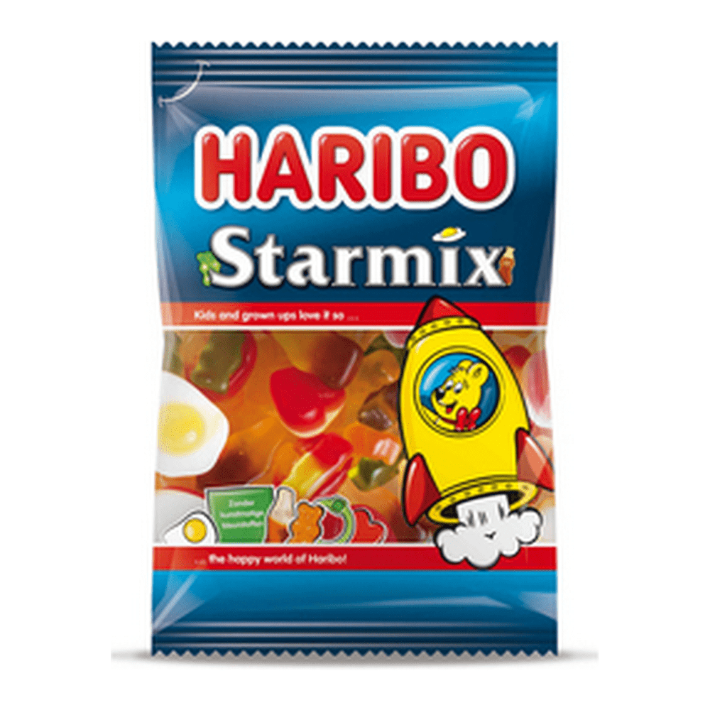 Haribo | Starmix | 12 x 250 gram