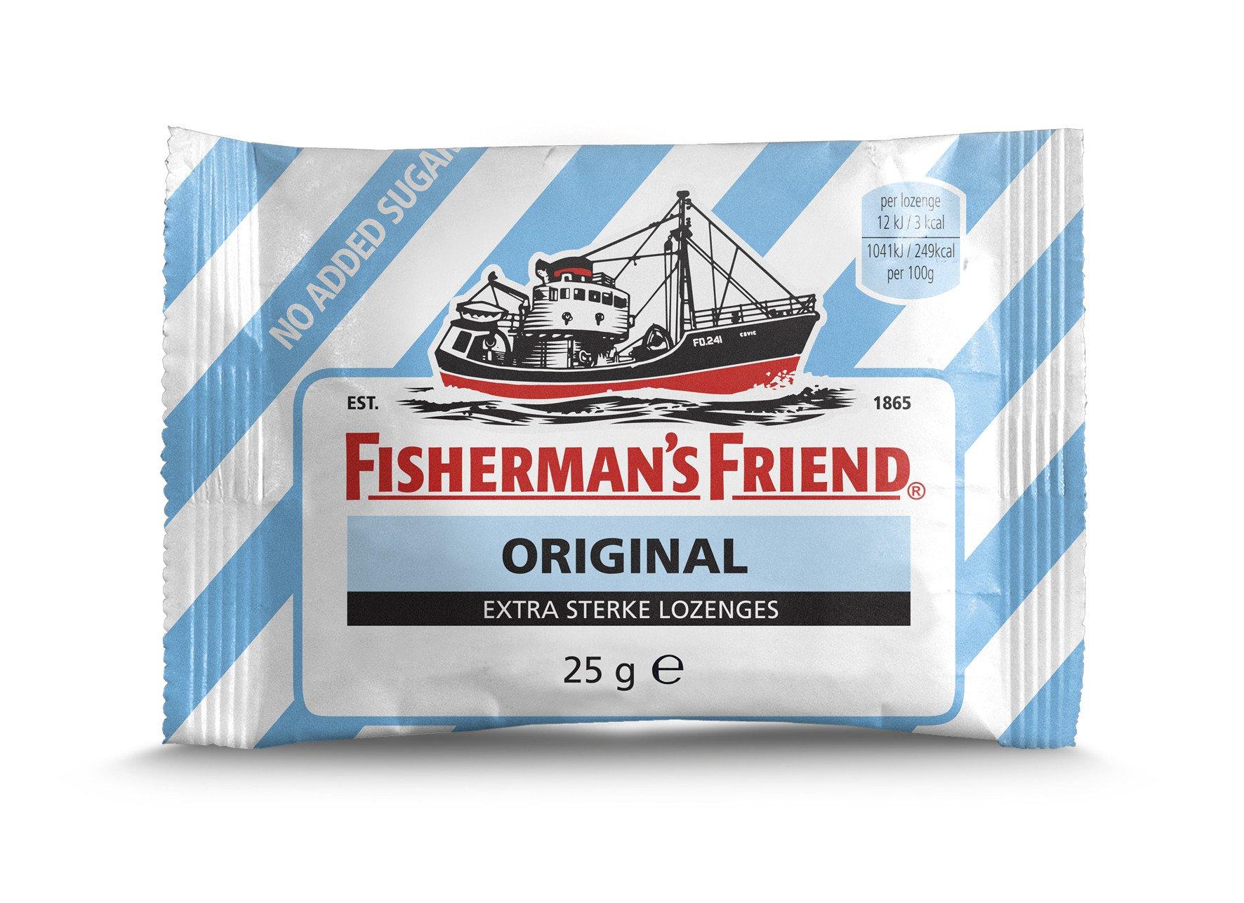 Fisherman's Friend | Original | Suikervrij | 24 stuks