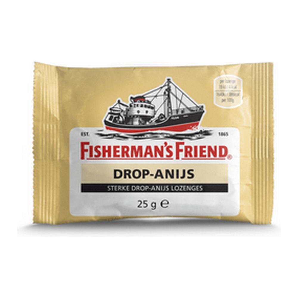 Fisherman's Friend | Drop-Anijs | Doos 24 zakjes