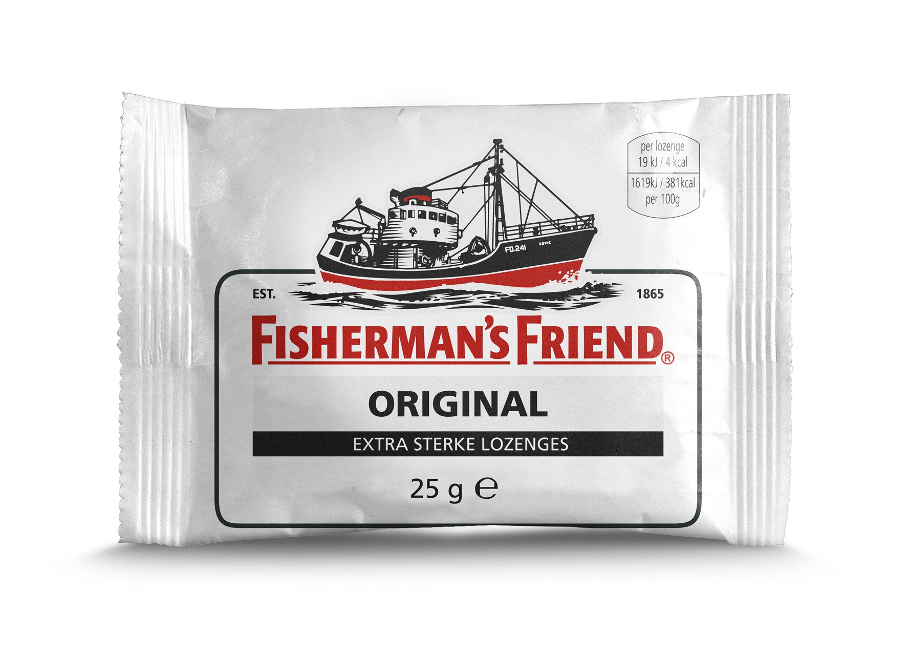 Fisherman's Friend | Original | 24 stuks