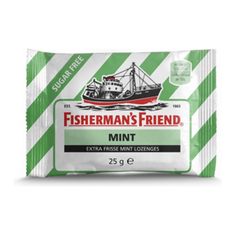Fisherman's Friend | Mint suikervrij | 24 zakjes