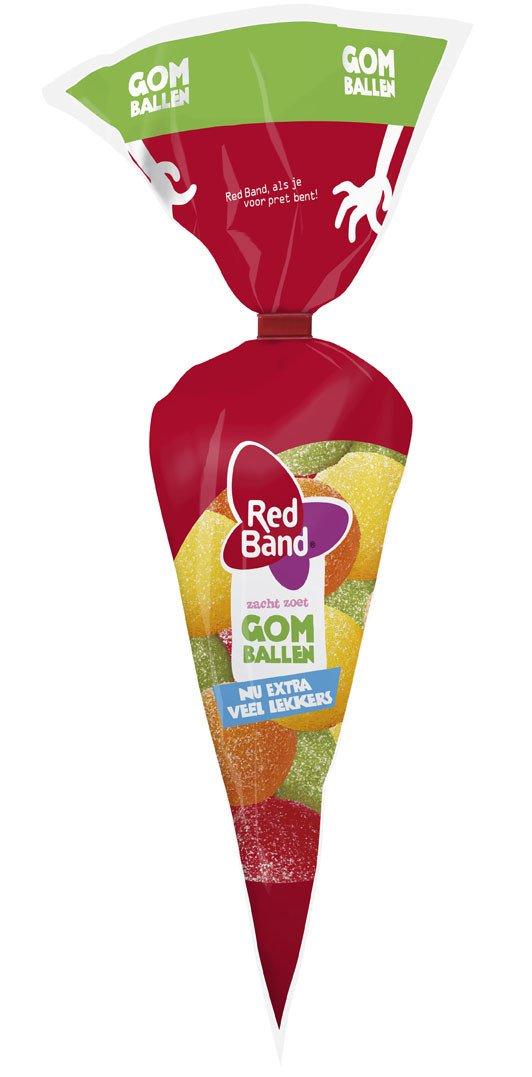 Red Band | Super gomballen | Zak 15 x 300 gram