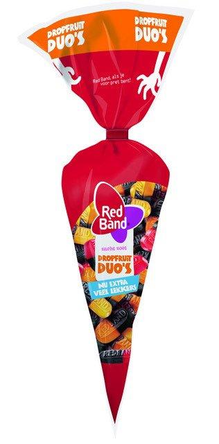 Red Band | Dropfruit Duo's | Zak 15 x 270 gram