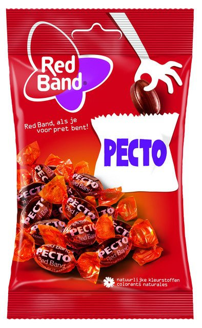 Red Band | Pecto | 24 x 100 gram