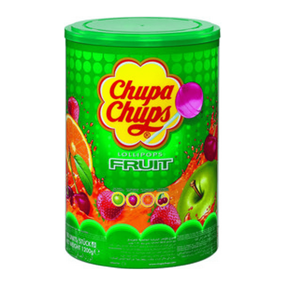 Chupa Chups | Fruit | 100 lollies