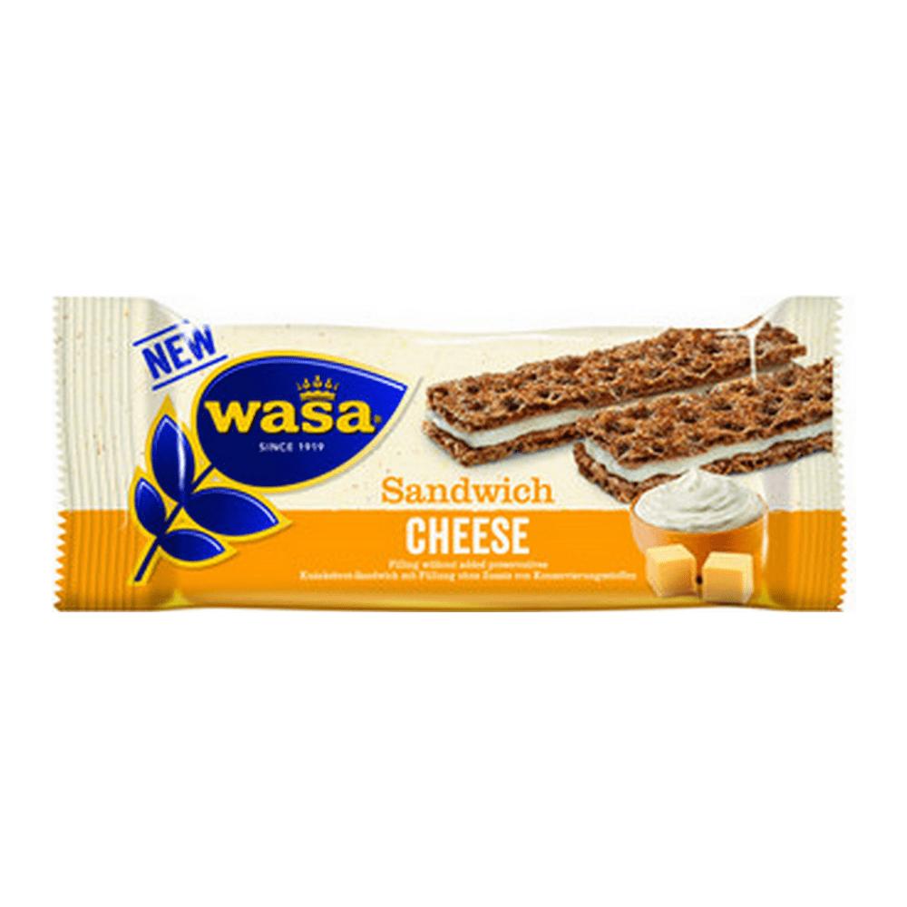 Wasa Sandwich Cheese 30 gr 24 repen