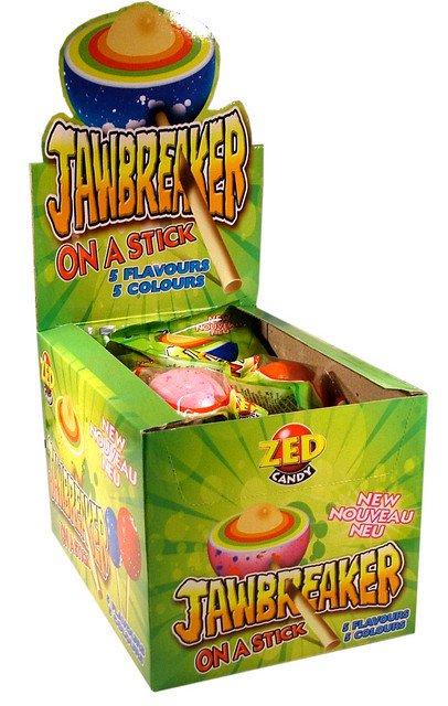 Jawbreaker | Sticks | 15 stuks